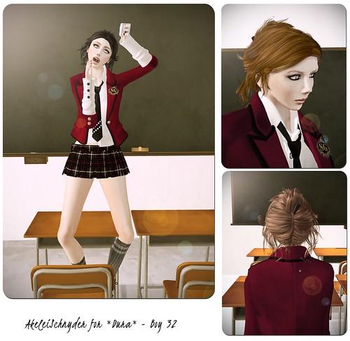 Dura Boy 32 Collage