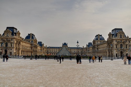 Louvre (HDR)