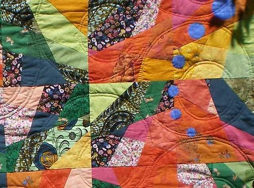Patchwork - Barjo Quilt