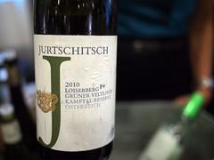 Jurtschitsch Loiserberg Kamptal Reserve Osterreich 2010, World Gourmet Series Wine & Restaurant Experience 2011 WRX Wine Journey