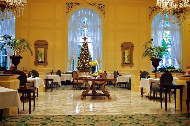 Holiday Tea at Fairmont Olympic Seattle  Vancouver Blog
