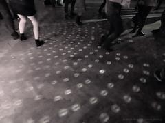 Tanz zur Finissage der Ostkreuzfotoschuleabsolventen