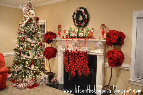 Mantle and Tree