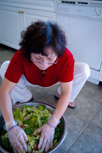 Rich'n'Charlie's Salad