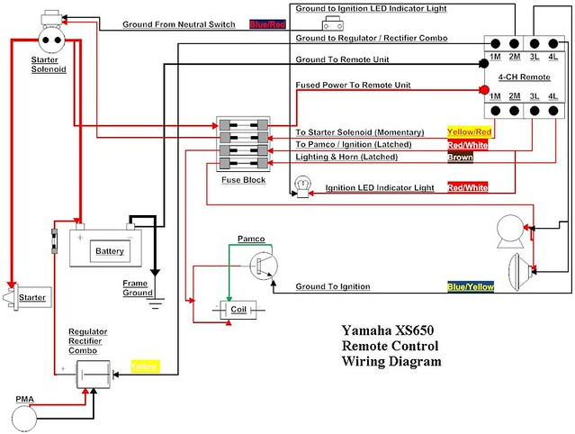 yamaha 703 remote control wiring diagram   40 wiring