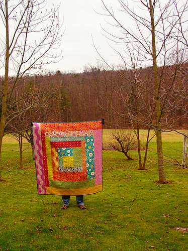 Folksy Flannel Quilt 2