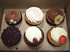 Hazelnut Nutella, Cocoa Nibs, Limited Run Lemon Meringue, Carrot cake, Milk Chocolate Banana, Strawberry White Chocolate.Plain Vanilla Bakery, Lorong Mambong, Holland Village