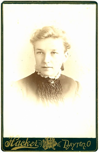 Grandma Nill - age 14