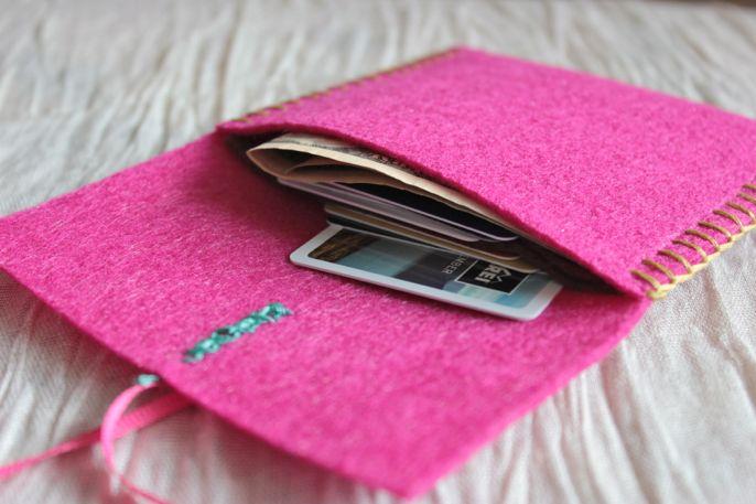 diy coin purse studio waterstone