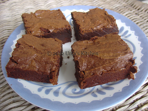 Super Fudge Brownies 1
