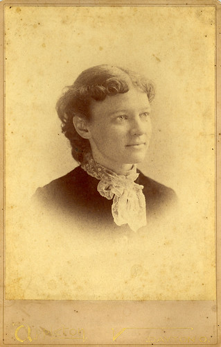 Mellie Peirce, undated