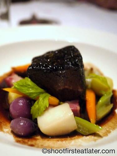 beef bourguignon $27