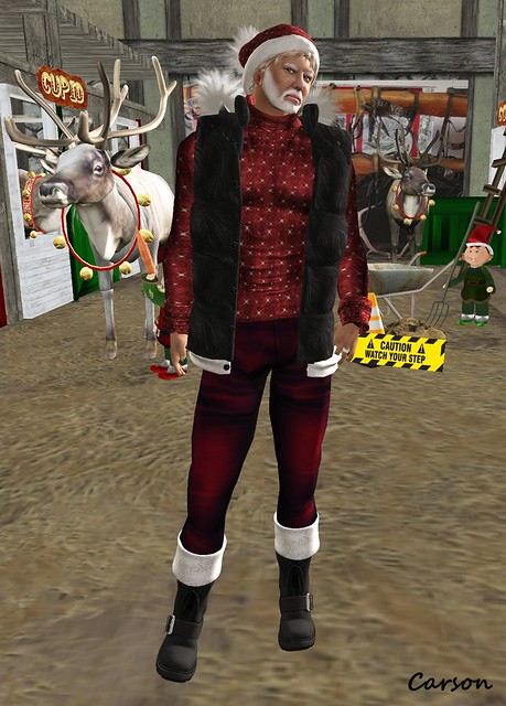 LaVie - Santa Outfit and Skin