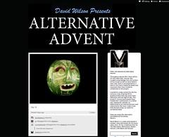 Twitter Advent Calendar: Day 16, Alternative Advent