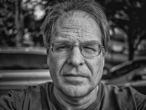 Self Portrait - First Light 20mm