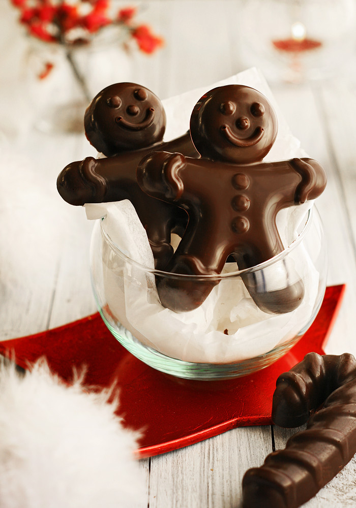 gingerchocolate man