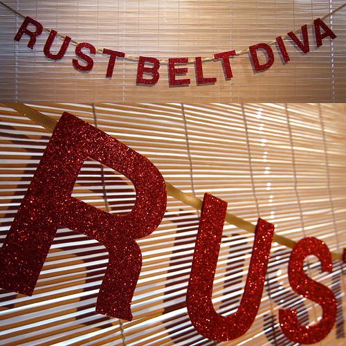 Rust Belt Diva Banner
