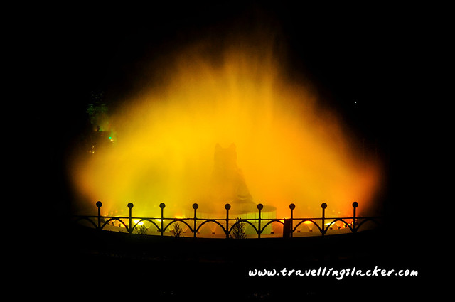 Tungabhadra Dam Park Fountain (4)