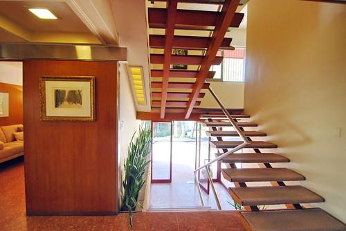 Mittrey Residence, William T. Driess, Architect 1952