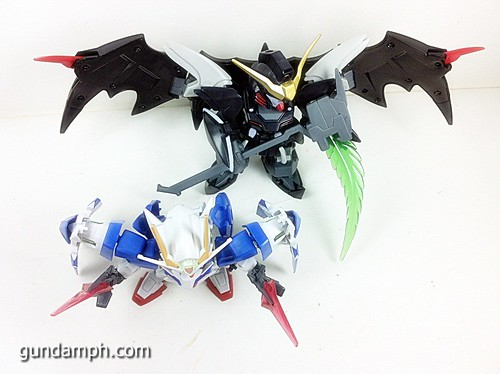 SD Gundam Online Deathscythe Hell Custom Toy Figure Unboxing Review (27)