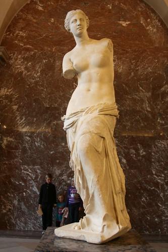 Venus de Milo, The Louvre