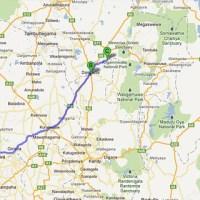 Trekking Sigiriya