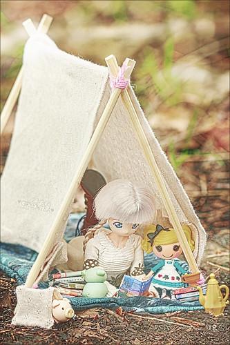 23/366 : tent