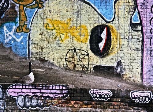 Duck & Graffiti