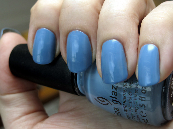 China Glaze: Electric Beat