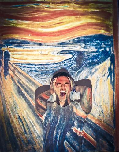 Munch by GabrielRendon