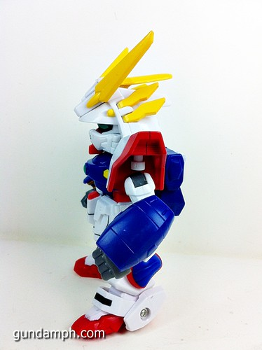 SD Archive Shining Gundam Unboxing Review (18)