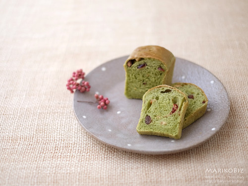 抹茶のパン 20160524-DSCF8930