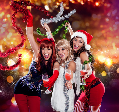 christmas party ideas in
