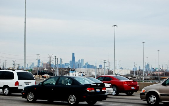 congestion skyline