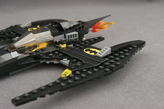 6863 Batwing Battle Over Gotham City - Batwing 6
