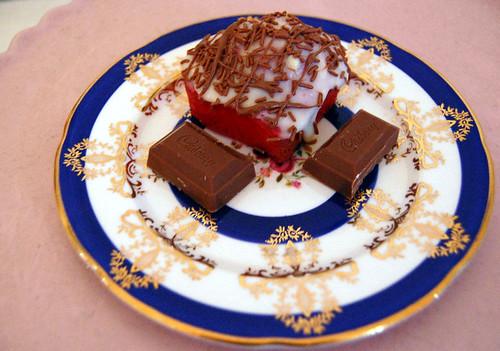 Heart cake 2
