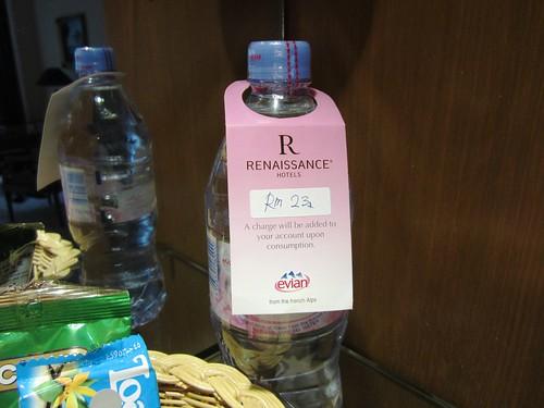 Renaissance KL mineral water