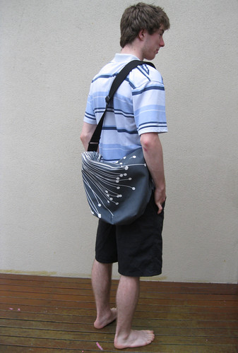 David's Large Slouch Bag