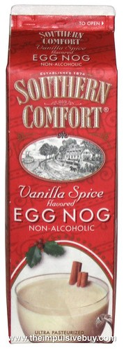 Southern Comfort Egg Nog