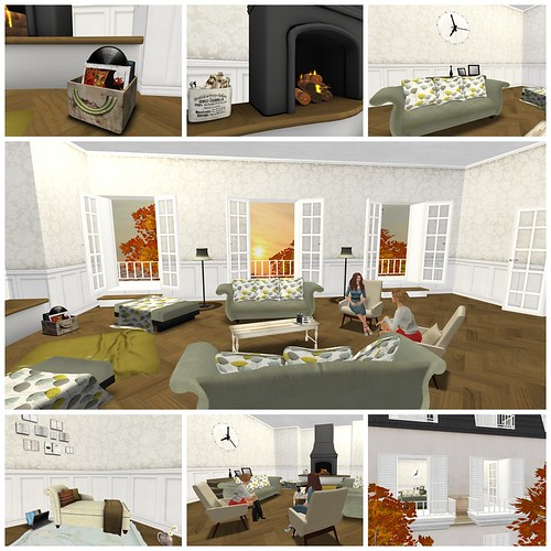 FA - DEER - Living Room