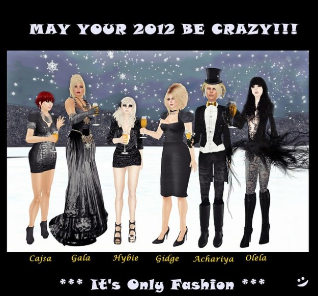 Crazy New Year from It's Only Fashion!