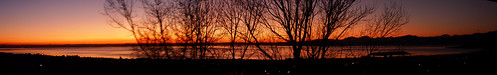 sun set 9 jan 2012