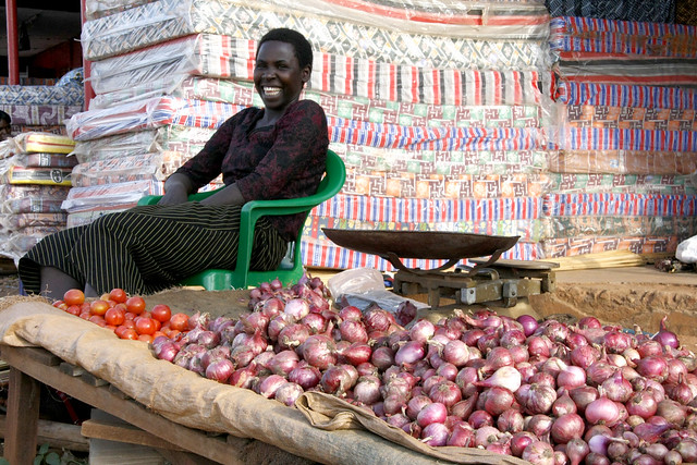 Swapping aid for trade in northern Uganda