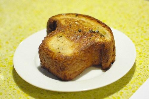Brioche with Truffle Butter
