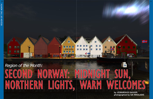 Prim Perfect Issue 39: Second Life Norway