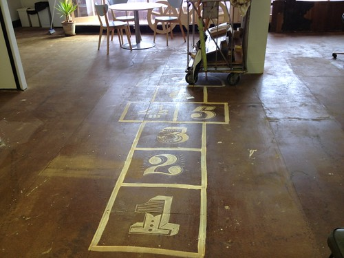 Hopscotch at Home/Work
