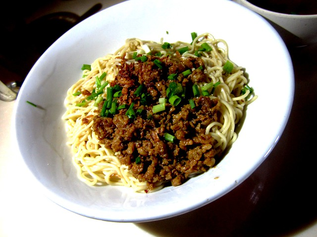 Kampua with minced meat