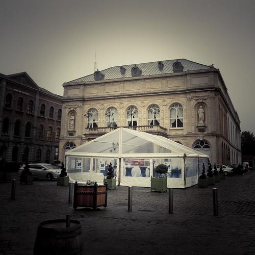 An Opera of Mist (Bar du Kikk + Théâtre de Namur) - Photo : Gilderic