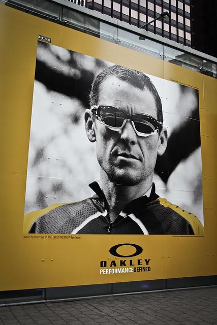 Lance Armstrong, TDF 2010