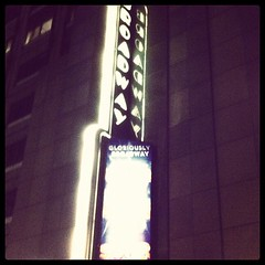 An evening with Sister Act. #weekendinnyc